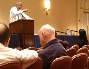 Secretly-recorded video from the August, 2011 DAV National Convention in New Orleans, Louisiana